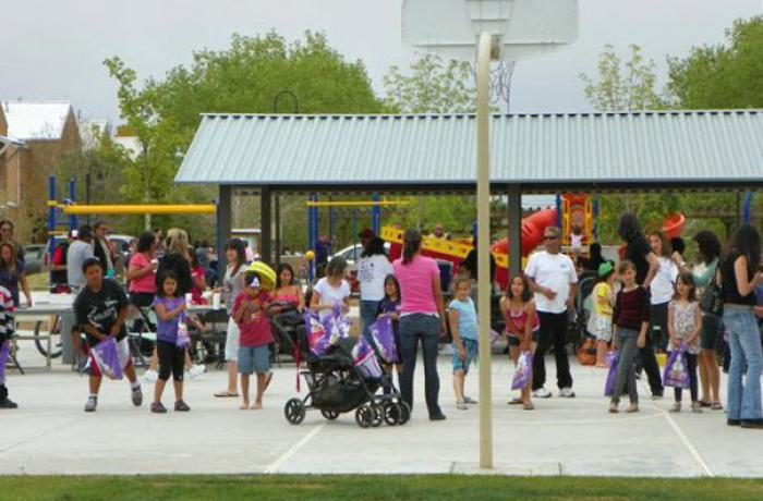 Community Get Together at the Park