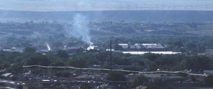Vista view of pollution 1995